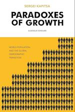 PARADOXES OF GROWTH: LAWS OF GLOBAL DEVELOPMENT OF HUMANITY