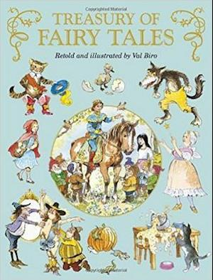 Ukendt format Treasury of Fairy Tales