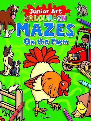 Junior Art Colour in Mazes: On the Farm