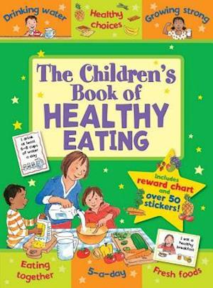 Bog, paperback The Children's Book of Healthy Eating af Jo Stimpson