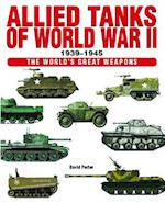 Allied Tanks of World War II af David Porter