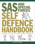 SAS and Special Forces Self Defence Handbook (Sas)