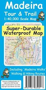 Madeira Tour & Trail Super-Durable Map