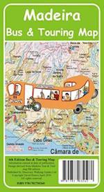 Madeira Bus & Touring Map