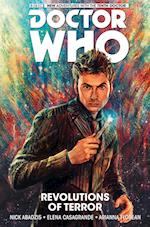 Doctor Who: The Tenth Doctor 1 af Nick Abadzis