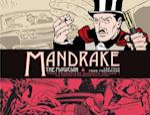 Mandrake the Magician - Fred Fredericks Sundays 1 - the Meeting of Mandrake and Lothar