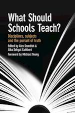 What Should Schools Teach?