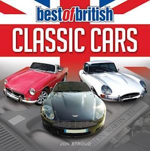 Classic British Cars - MG, Aston Martin & E-Type Jaguar