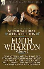 The Collected Supernatural and Weird Fiction of Edith Wharton