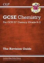 New Grade 9-1 GCSE Chemistry: OCR 21st Century Revision Guide with Online Edition