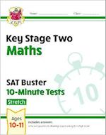 New KS2 Maths Targeted SAT Buster 10-Minute Tests  - Advanced (for tests in 2018 and beyond)