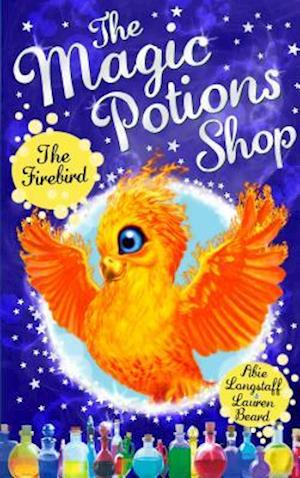 Bog, paperback The Magic Potions Shop: The Firebird af Abie Longstaff