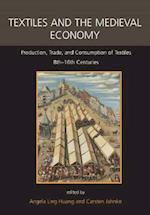 Textiles and the Medieval Economy (Ancient Textiles Series, nr. 16)