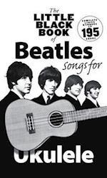 Little Black Book of Beatles Songs for Ukulele