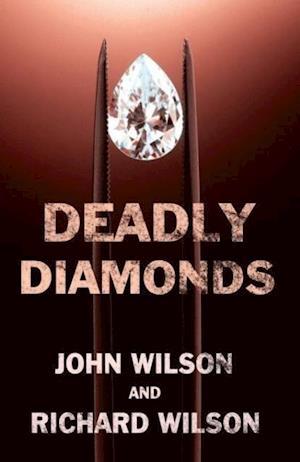 Bog, paperback Deadly Diamonds af John Wilson