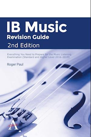 Bog, paperback IB Music Revision Guide 2nd Edition af Roger Paul