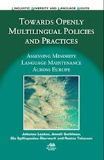 Towards Openly Multilingual Policies and Practices (Linguistic Diversity and Language Rights)