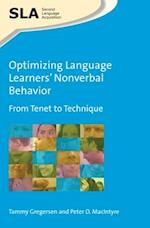 Optimizing Language Learners' Nonverbal Behavior