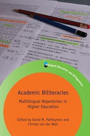 Bog, paperback Academic Biliteracies af Christa van der Walt