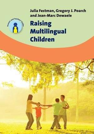 Bog, hardback Raising Multilingual Children af Jean-Marc Dewaele