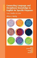 Connecting Language and Disciplinary Knowledge in English for Specific Purposes (NEW PERSPECTIVES ON LANGUAGE AND EDUCATION)
