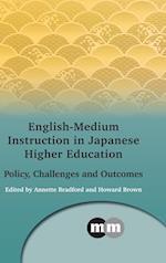English-Medium Instruction in Japanese Higher Education (MULTILINGUAL MATTERS)