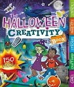 The Halloween Creativity Book af William Potter