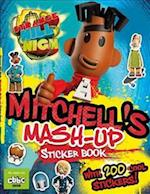 Strange Hill High: Mash-Up Sticker Book af William Potter