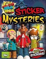 Strange Hill Sticker Mysteries af William Potter