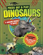 Press Out & Play Dinosaurs