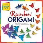Make it Kids' Craft: Rainbow Origami