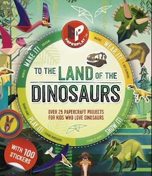 Paperplay - To the Land of the Dinosaurs