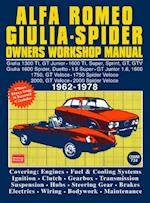 Alfa Romeo Spider Owners Work Manual