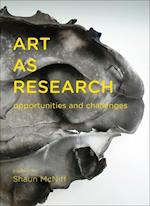 Art as Research af Shaun Mcniff