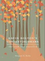 Gavin Bolton's Contextual Drama (Theatre in Education)