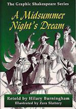 Midsummer's Night Dream (Graphic Shakespeare)