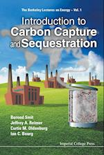 Introduction to Carbon Capture and Sequestration af Berend Smit