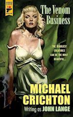 The Venom Business af Michael Crichton