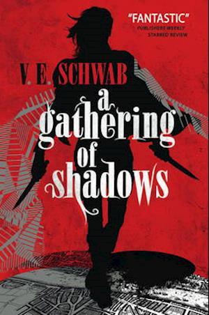 Bog paperback A Gathering of Shadows af V. E. Schwab