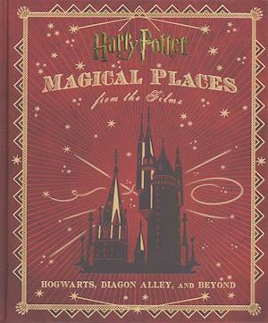Bog, hardback Harry Potter af Jody Revenson