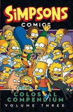 Simpsons Comics - Colossal Compendium