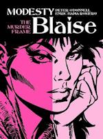 The Murder Frame - Modesty Blaise