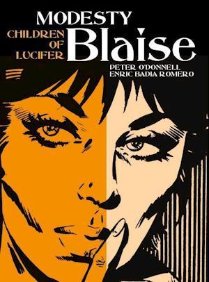 Bog, paperback Modesty Blaise af Peter O'Donnell