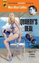 Quarry's Deal (Hard Case Crime)