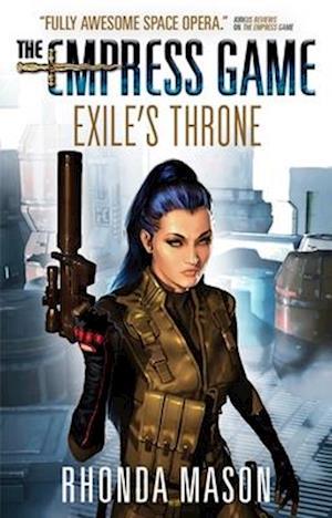 Bog, paperback Exile's Throne af Rhonda Mason