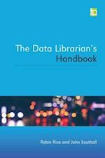 The Data Librarian's Handbook