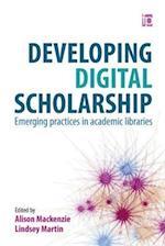 Developing Digital Scholarship