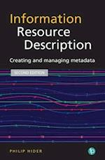 Information Resource Description (Foundations of the Information Sciences)