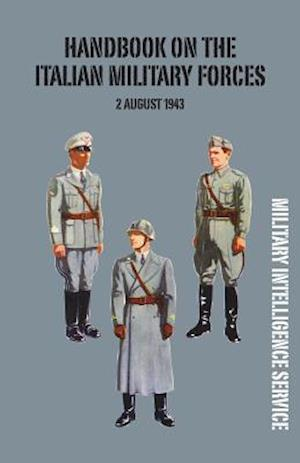 Handbook of the Italian Military Forces 2 August 1943