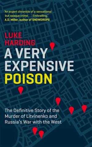 Very Expensive Poison af Luke Harding